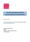 Annual Quality Report 2017/18