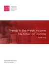 Trends in the Welsh Income Tax base: an update