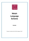 Welsh Language Scheme