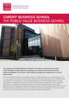 The Public Value Business School