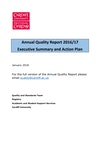 Annual Quality Report 2016/17