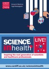 Science in Health LIVE 2019 - Invitation and event details