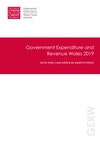 Government Expenditure and Revenue Wales 2019