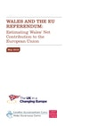 Estimating Wales' Net Contribution to the European Union