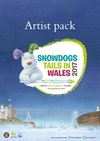 Snowdogs Tails in Wales 2017