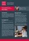 Dr Grace McCutchan - public engagement case study