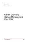 Carbon management plan