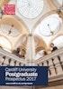 Postgraduate Prospectus 2017 English